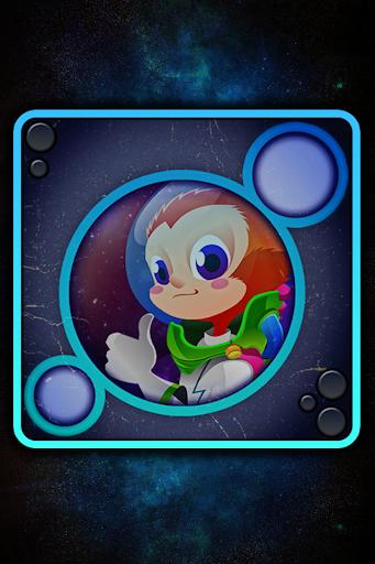 Space Monkey Run