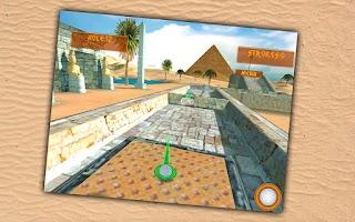 Screenshot of Ancient Golf