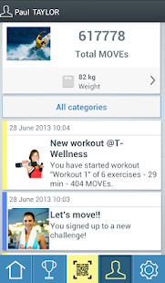 mywellness - screenshot thumbnail