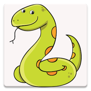 Talking Snake Icon