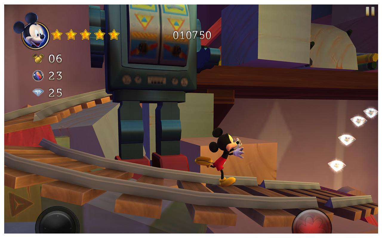 Castle of Illusion- screenshot
