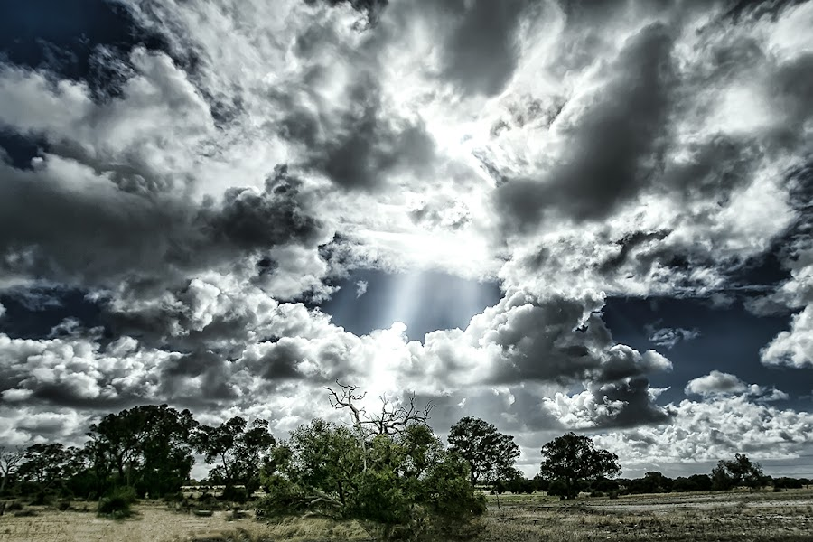by Chris Chia How - Landscapes Cloud Formations
