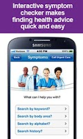 Screenshot of Urgent Care –24/7 Medical Help