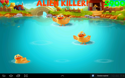 【免費街機App】Aliens & Farm-APP點子