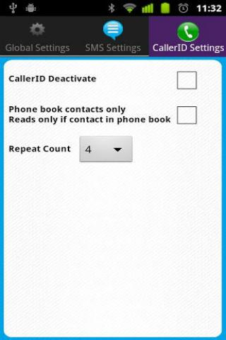 【免費通訊App】Talking Caller ID & SMS free-APP點子