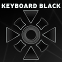 Free Keyboard Black icon