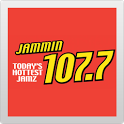 Jammin 107.7 icon