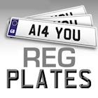Regplates Number Plates App icon