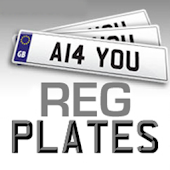 Regplates Number Plates App