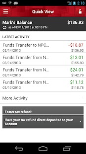 Money Network® Mobile App - screenshot thumbnail
