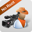 No Root Screen Recorder-Trial icon
