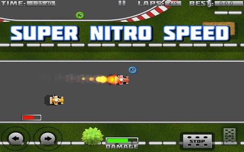 Nitro Car Racing