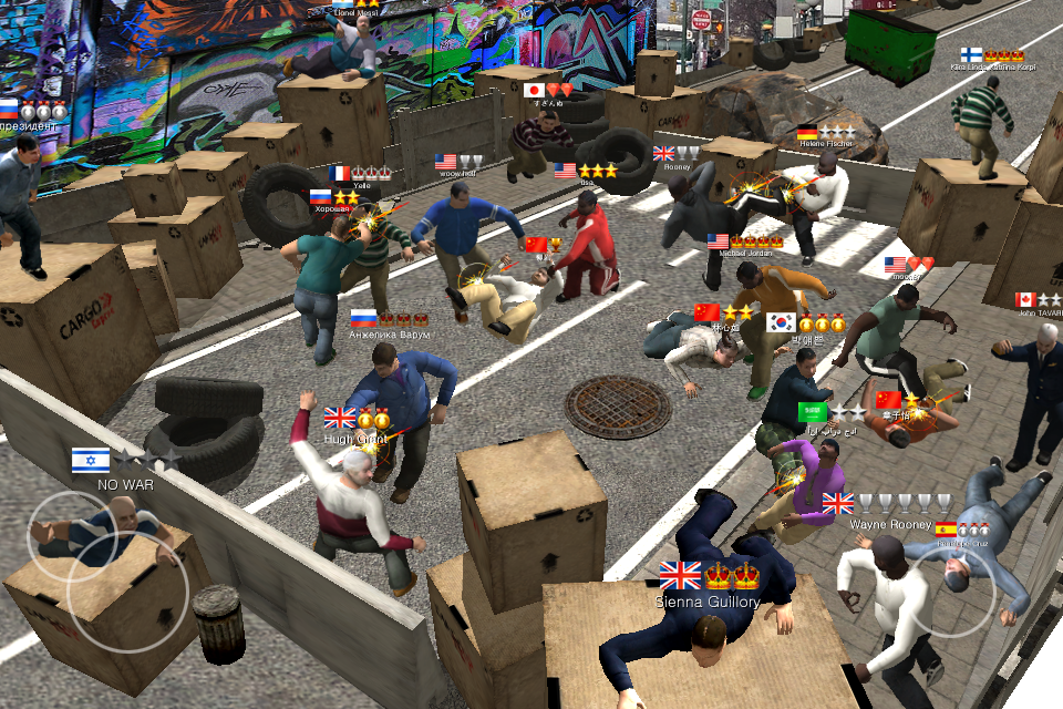 Group Fight Online- screenshot