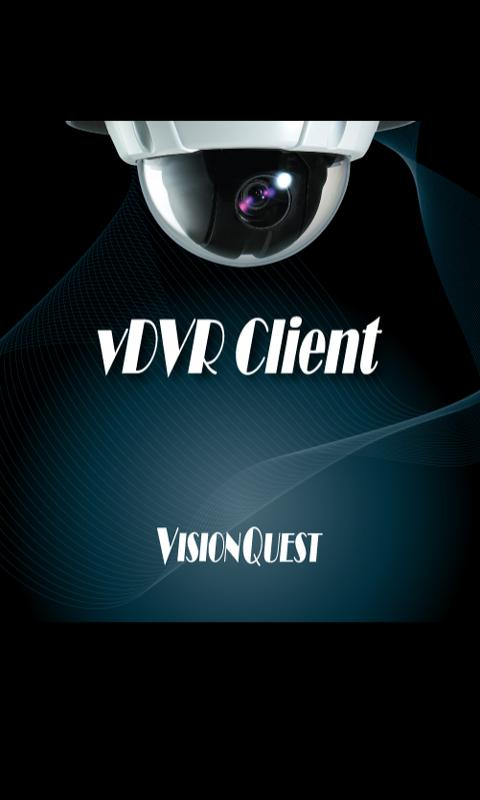 vDVR CLIENT (v3.2.1.3) - screenshot