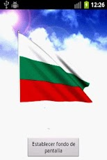 Bulgaria Flag Live Wallpaper Android Personalization