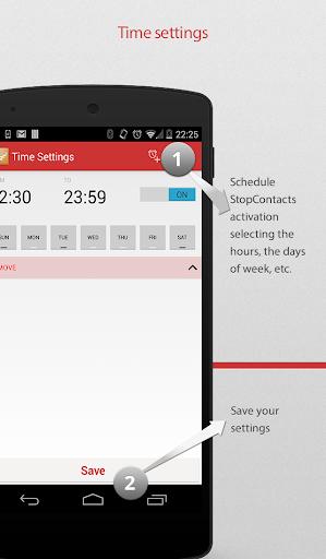 【免費通訊App】Stop Contacts-APP點子