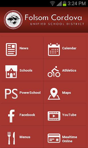 Folsom Cordova Unified Schools