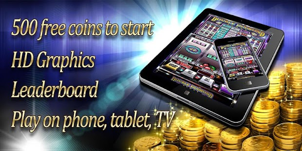 Double Diamond Mobile Free Slot Game - IOS / Android Version