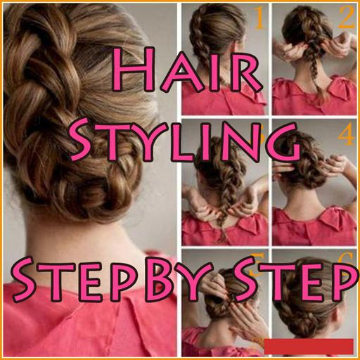 Hair Styling Step By Step Apps On Google Play