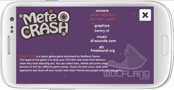 Mete-Crash 3