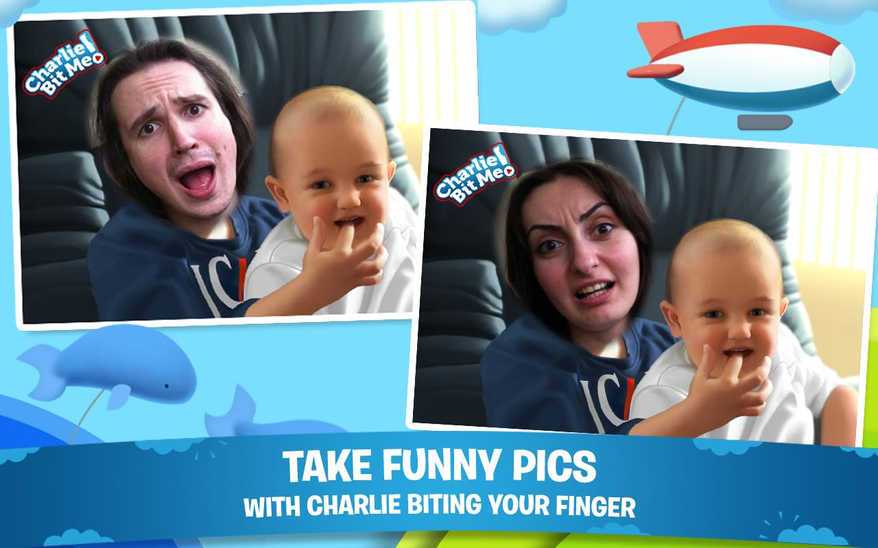 Charlie Bit Me!!! - screenshot