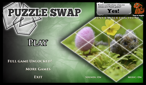 PuzzleSwap - Tiny Easter Free