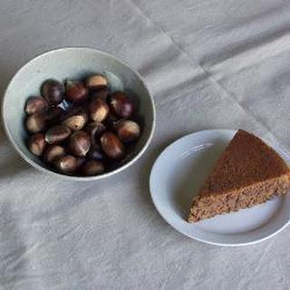 Italian Chestnut Cake