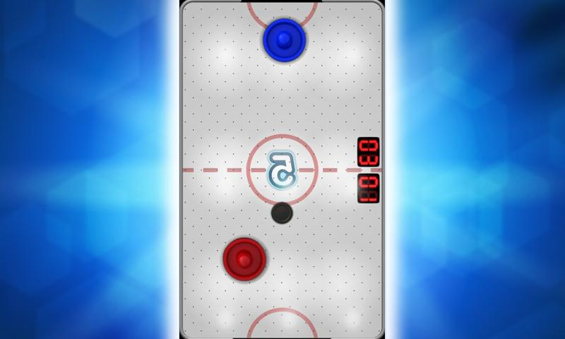Touch Hockey: FS5 - screenshot