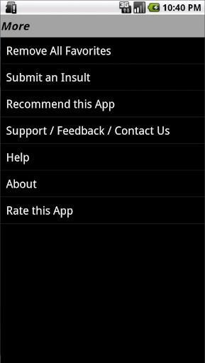 【免費娛樂App】Funny Fast Insults-APP點子