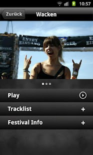 Jägermeister Radio - screenshot thumbnail