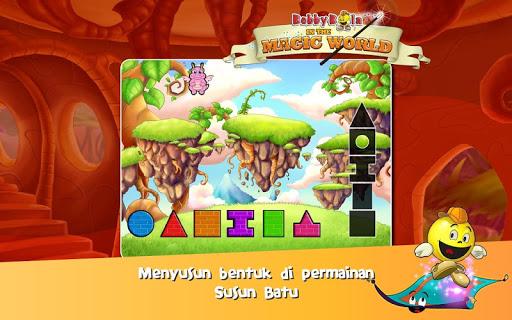 教育必備APP下載|Bobby Bola Magic World Free 好玩app不花錢|綠色工廠好玩App