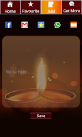 Screenshot of Best Diwali Wishes