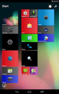 Androse 8 Pro - WIndows Clone - screenshot thumbnail