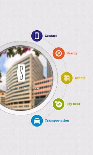 Saratoga Resident App