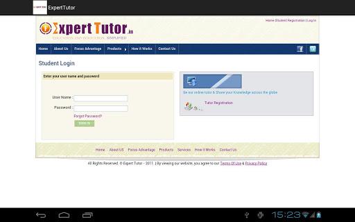 【免費教育App】Expert Tutor-APP點子