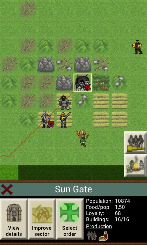 Rising Empires Premium screenshot #2