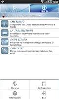 Screenshot of PAT Informa