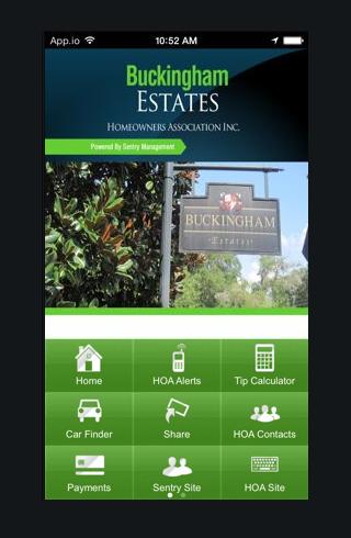 Buckingham Estates