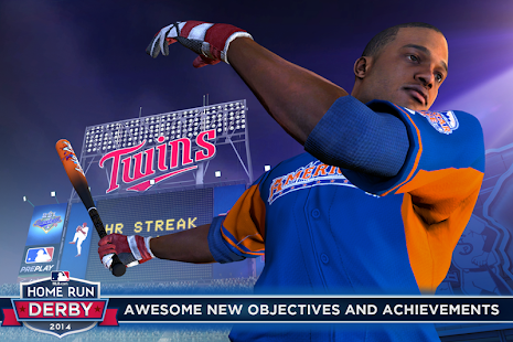 MLB.com Home Run Derby 14 - screenshot thumbnail