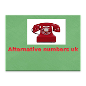 Alternative numbers uk