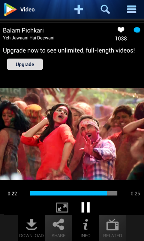 Hungama free songs amp videos android apps on google play