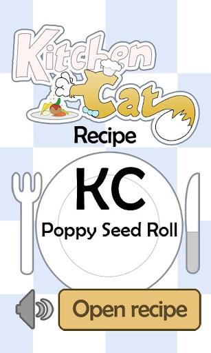 KC Poppy Seed Roll