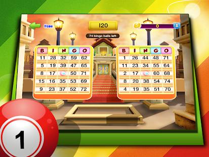Free Bingo Jackpot - screenshot thumbnail