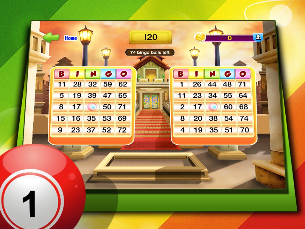 Free Bingo Jackpot - screenshot