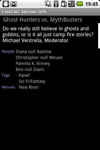 LiveCon- screenshot