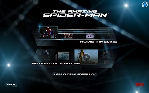 Amazing Spider-Man 2nd Screen– miniatura da captura de ecrã