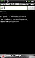 Screenshot of TL+ Base Spanish - Tourist