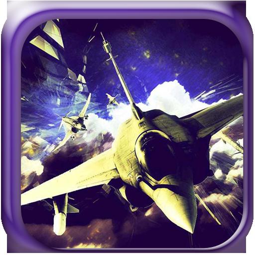 死亡空袭战争3D LOGO-APP點子