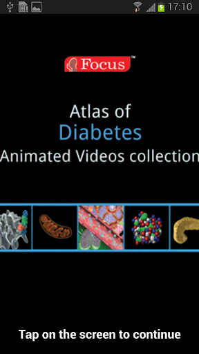 Animated Atlas of Diabetes