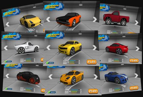 Supercar Racer : Free Car Game